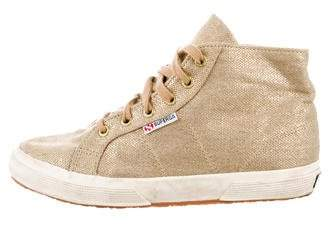 Superga Coated Canvas Sneakers