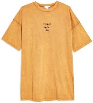 02a8e0259fc Printed Shirt Topshop - ShopStyle
