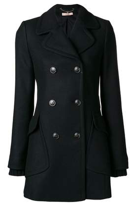 Twin-Set double breasted coat