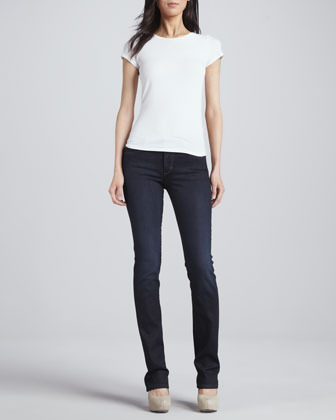 Joe's Jeans Auria Curvy Boot-Cut Jeans