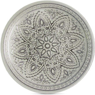 American Atelier Jay Imports Divine Silver Charger Plate