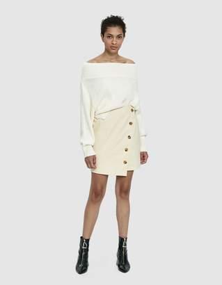 Stelen Josette Off Shoulder Sweater