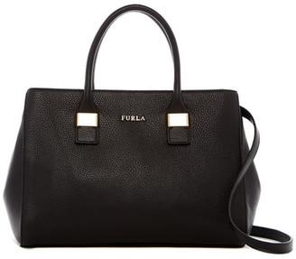 Furla Amelia Medium Leather Tote $468 thestylecure.com