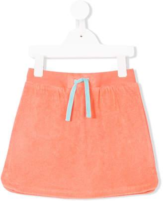 Kenzo drawstring waist skirt