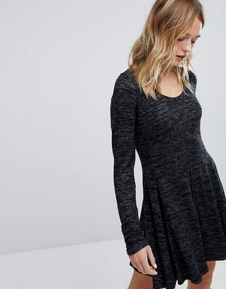 Hollister Cosy Scoop Neck Dress