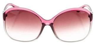 Miu Miu Oversize Square Sunglasses