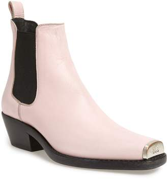 Calvin Klein Western Claire Chelsea Boot