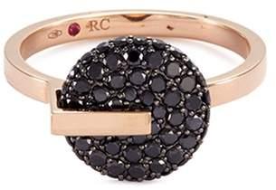 Roberto Coin 'Coloured Treasure' diamond 18k gold ring