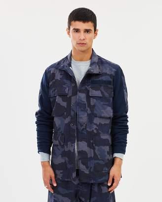 Nike Swoosh Camo Jacket