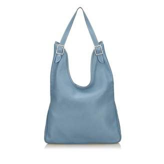 Hermes Massaï leather handbag