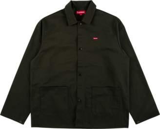 Supreme Shop Work Jacket - Rust Green