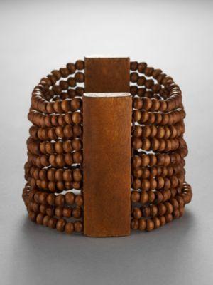 City Style Stretch Bead Bracelet