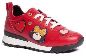 Love Moschino Patchwork Sneaker
