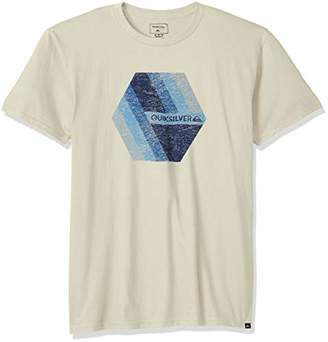 Quiksilver Men's Retro Right Tee Shirt