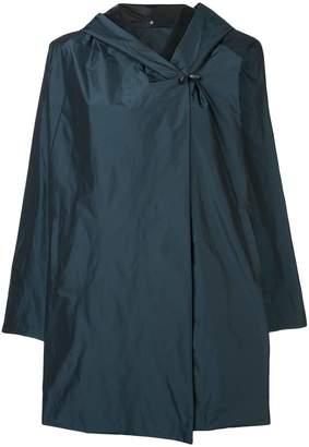 Peter Cohen hooded coat
