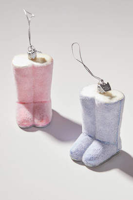 Urban Outfitters Cozy Boot Christmas Ornament
