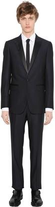 Lanvin Wool Tuxedo Suit