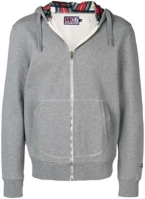 MC2 Saint Barth zipped hoodie