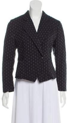 Dries Van Noten Textured Wool Blazer