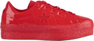 Converse One Star Platform Ox - Women's