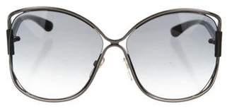 Tom Ford Emmeline Oversize Sunglasses