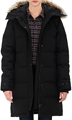 Canada Goose Women's Fur-Trimmed Massey Parka $1,095 thestylecure.com