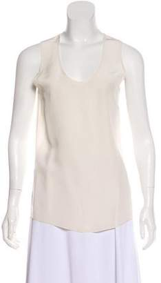 Jenni Kayne Silk Sleeveless Top