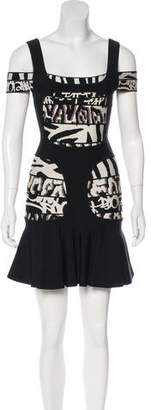 Herve Leger Kania Bandage Dress