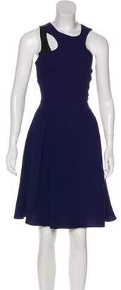 Prabal Gurung Cutout Mini Dress w/ Tags