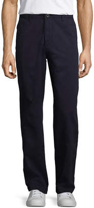 Arizona Straight Fit Flat Front Pants