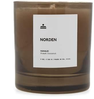 Norden Goods Hanalei Glass Candle