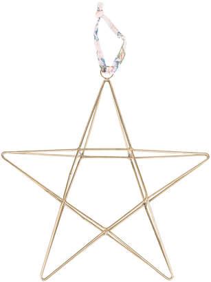 Nkuku Talini Star Christmas Tree Decoration - Large