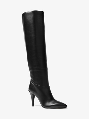 MICHAEL Michael Kors Rosalyn Leather Boot