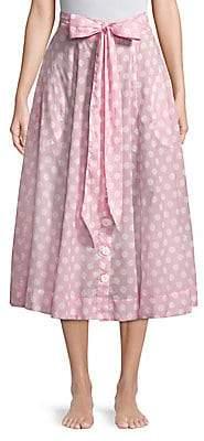 Lisa Marie Fernandez Women's Polka Dot Skirt