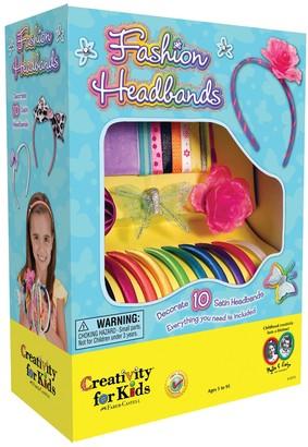Creativity For Kids Fashion Headbands