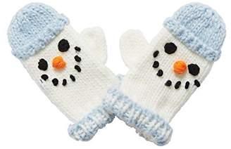 ... Mothercare Boy s Snowman Mittens e847e8c6f07b