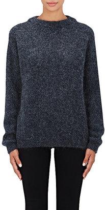 "Acne Studios Women's ""Dramatic"" Mohair-Blend Sweater $340 thestylecure.com"