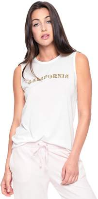 Juicy Couture Embellished California Tank