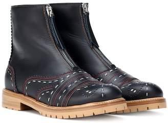 Gabriela Hearst Mercela ankle boots