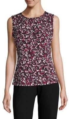 Calvin Klein Floral Print Tank Top