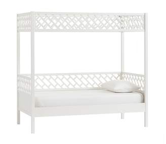 Pottery Barn Kids Canopy Day Bed