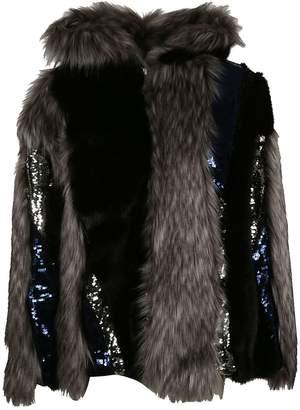 Filles a papa Sequined Embellished Jacket