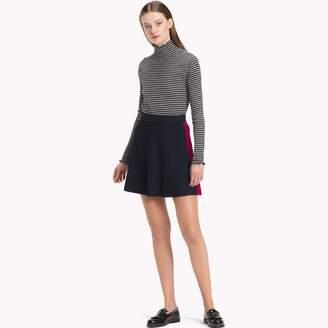 Tommy Hilfiger A-Line Sweater Skirt