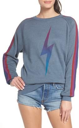 Aviator Nation Bolt Fade Sweatshirt