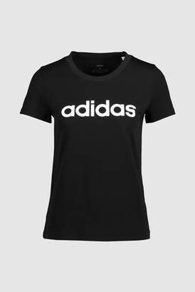 Next Womens adidas Essential Linear Tee