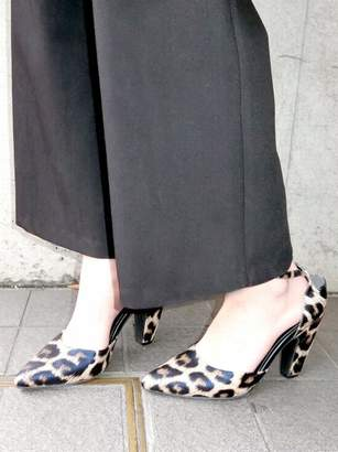 EMODA (エモダ) - エモダ Curve heel strap SHOES