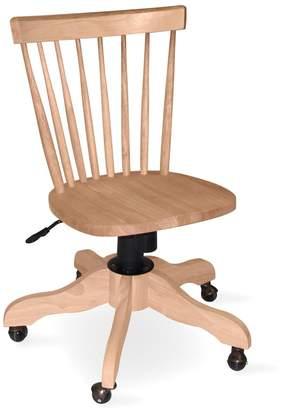 International Concepts Copenhagen Rolling Chair