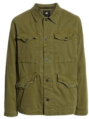 G Star Vodan Worker Cotton Jacket
