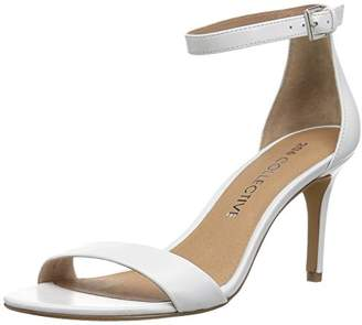 206 Collective Women's Anamarie Stiletto Heel Dress Sandal-High Heeled