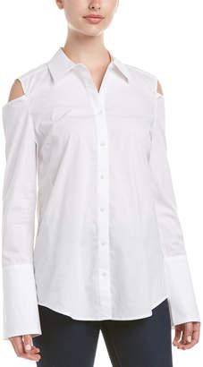 NYDJ Cold-Shoulder Shirt
